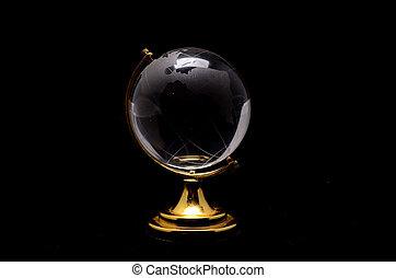 Transparent Globe Earth