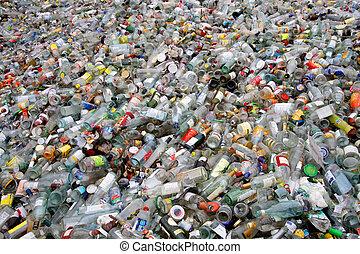 Glass-Waste - Recycling Glass