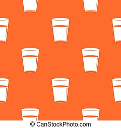 Glass water pattern seamless