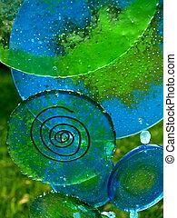 Glass Wind Chimes 2