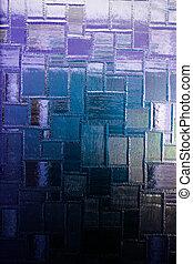 Glass Window Texture - Glass window texture - a hatched...