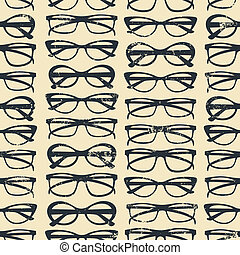Glasses Background
