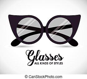 Glasses design