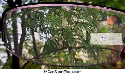 Glasses - GPS glasses