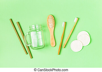 Glassware and personal care items. - Glassware and personal ...