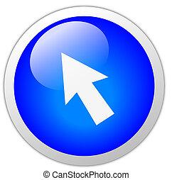 Cursor Icon Button