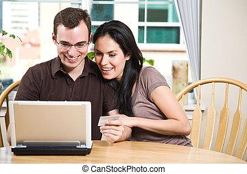glatt par, handling direkt