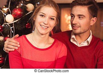 glatt par, hos, jul