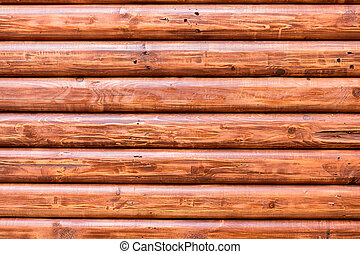 glaze brown logs wood plank texture background