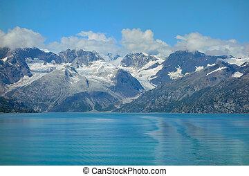 gleccser öböl nemzeti dísztér