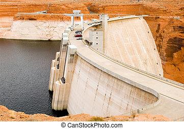 Glen Canyon National Recreation Area, Page, Arizona