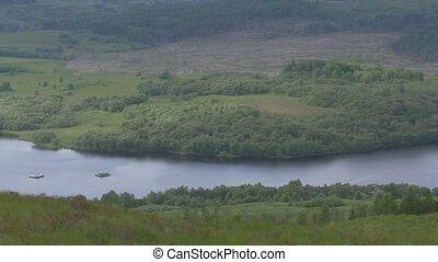 Glen Garry Viewpoint, Scotland- Ungraded Version - Ungraded...