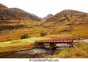 glencoe, tierras altas escocesas, escocia, reino unido