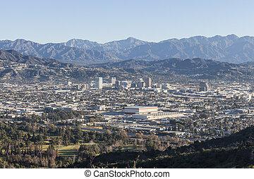 Glendale California Mountain View