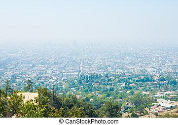 Glendale view