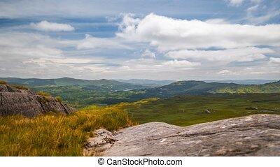 glengarriff, wälder, naturschutzgebiet, kerry, irland