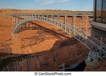 Glenn Canyon Bridge