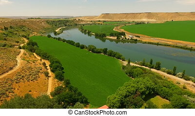 Glenns Ferry Elmore County Idaho Snake River Farmland - The...