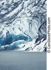 gletscher, mendenhall