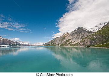 gletsjer baai nationaal park