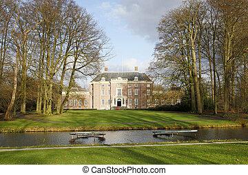 gleuf, zeist, nederland