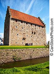 glimmingehus, castillo, 05