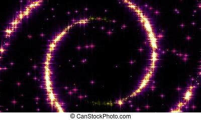 Glisten Glamour Spirals 4 - Glisten Glamour Shiny Spiral...