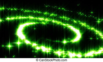 Glisten Glamour Spirals 8 - Glisten Glamour Shiny Spiral...