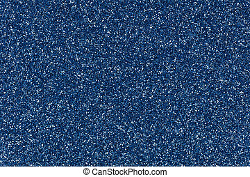 Glitter background, adorable texture in blue tone, used for Christmas design.