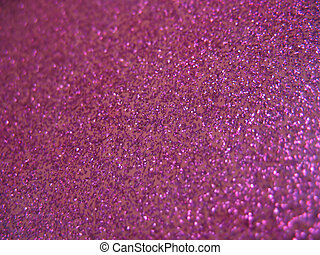 Glitter Background - A sparkling, glitterry texture.
