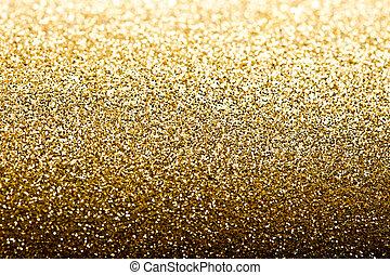 glitter, gnistranden, damm, fond, ytlig, dof