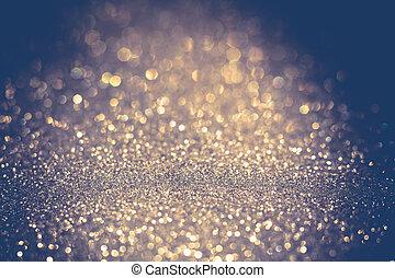 Glitter Texture Macro - Decorative glitter texture macro,...