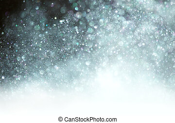 Glittering shiny background