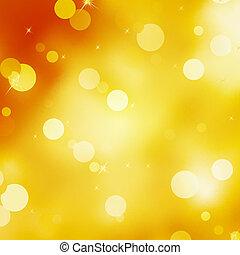 glittery, 10, 金, eps, バックグラウンド。, クリスマス