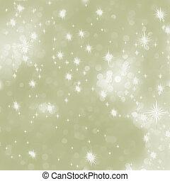 Glittery elegant Christmas background. EPS 8 vector file included