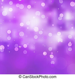 Glittery purple Christmas background. EPS 8