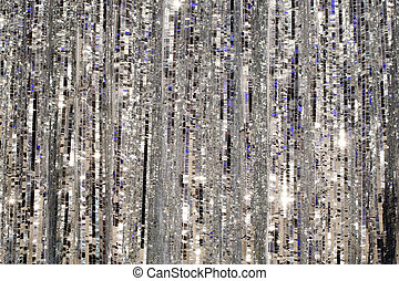 Glittery sparkle background