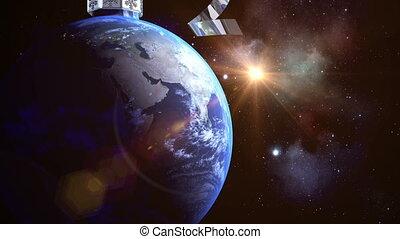 globális, újév, előest