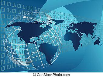 globális, fogalom, elvont