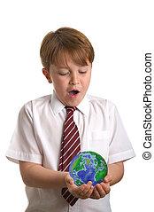 globális, oktatás