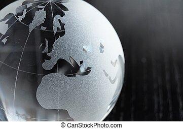 globaal, black , zakelijk