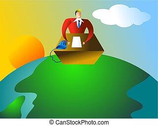 globaal kantoor