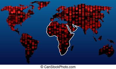 globaal, liefde, vrede