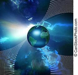 globaal, net