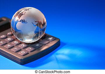 global økonomi, begreb