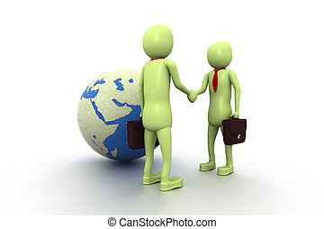 global, association