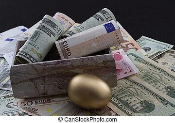 global, avantages, emphase, retraite, financement
