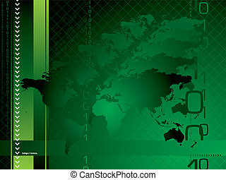 global background green