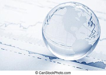 global, begrepp, investering