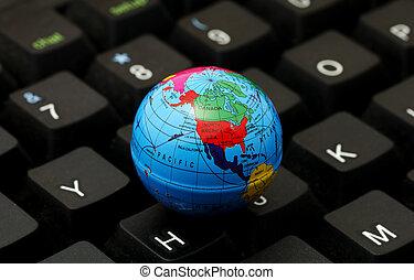 global, beräkning